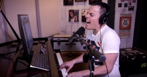 "Too Late Everybody- Queen Biopic Vocalist Steals ""Bohemian Rhapsody"" Cover In One Take"