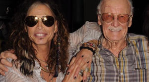 Steven Tyler Sums Up Stan Lee's Incredible Legacy In Just 6 Short Words