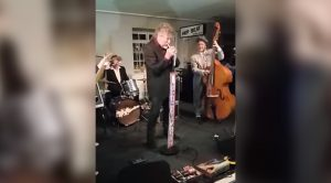 Things Got Wild When Robert Plant Crashed A Party And Sang Elvis Presley Covers