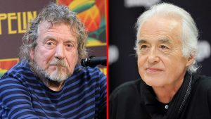 When Asked About Working With Jimmy Page, Robert Plant Gave A Pretty Harsh Response…