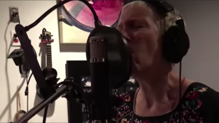 After 8 Long Years Away, Annie Lennox Is Back – And She's Brought A Brand New Song With Her | Society Of Rock Videos