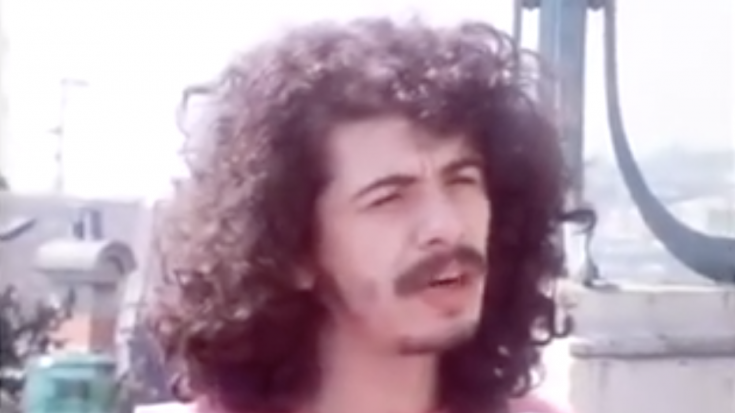 Santana Is Interrupted During A Meal in 1971 and It's Interview Gold | Society Of Rock Videos