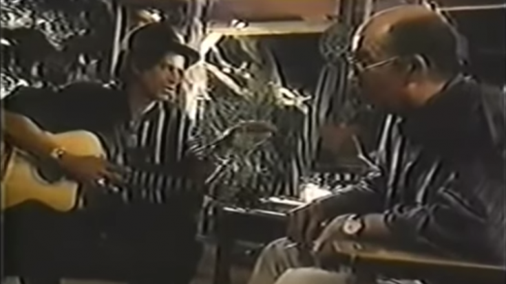 Hunter S. Thompson Reveals The Genius of Keith Richards in A 1993 Interview