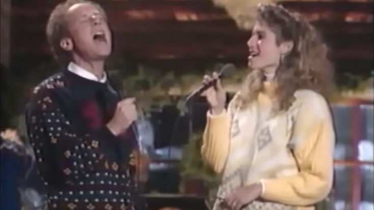 Art Garfunkel and Amy Grant's Christmas Show Is Pure Talent