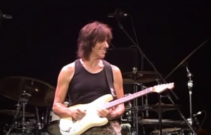 "Jeff Beck Makes His Guitar Sing ""Somewhere Over The Rainbow"" In Japan"
