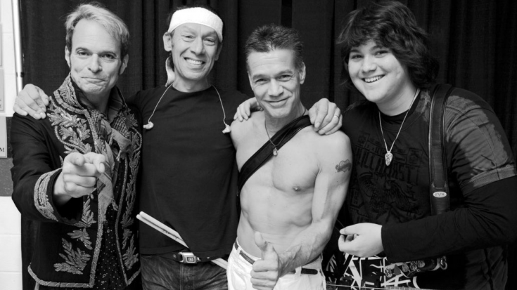 Van Halen Rumored To Return In 2019…Without This Familiar Face | Society Of Rock Videos