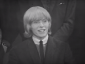 17 Year Old David Bowie Speaks Against The Cruelty of Long-Haired Men