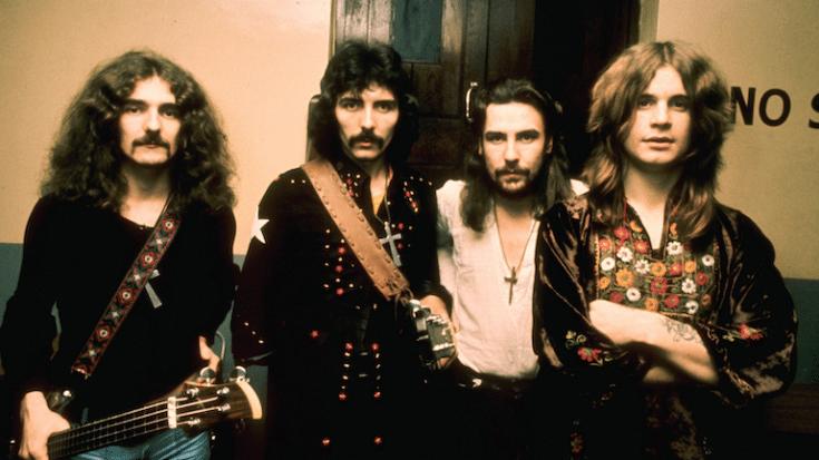 "Heaviest ""N.I.B."" Performance Live In Paris 1970 | Society Of Rock Videos"