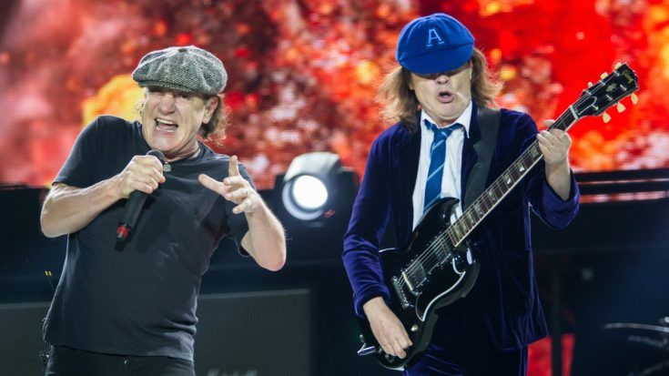 According To This Ex-Member, AC/DC Has One Simple Secret To Sounding So Damn Good… | Society Of Rock Videos