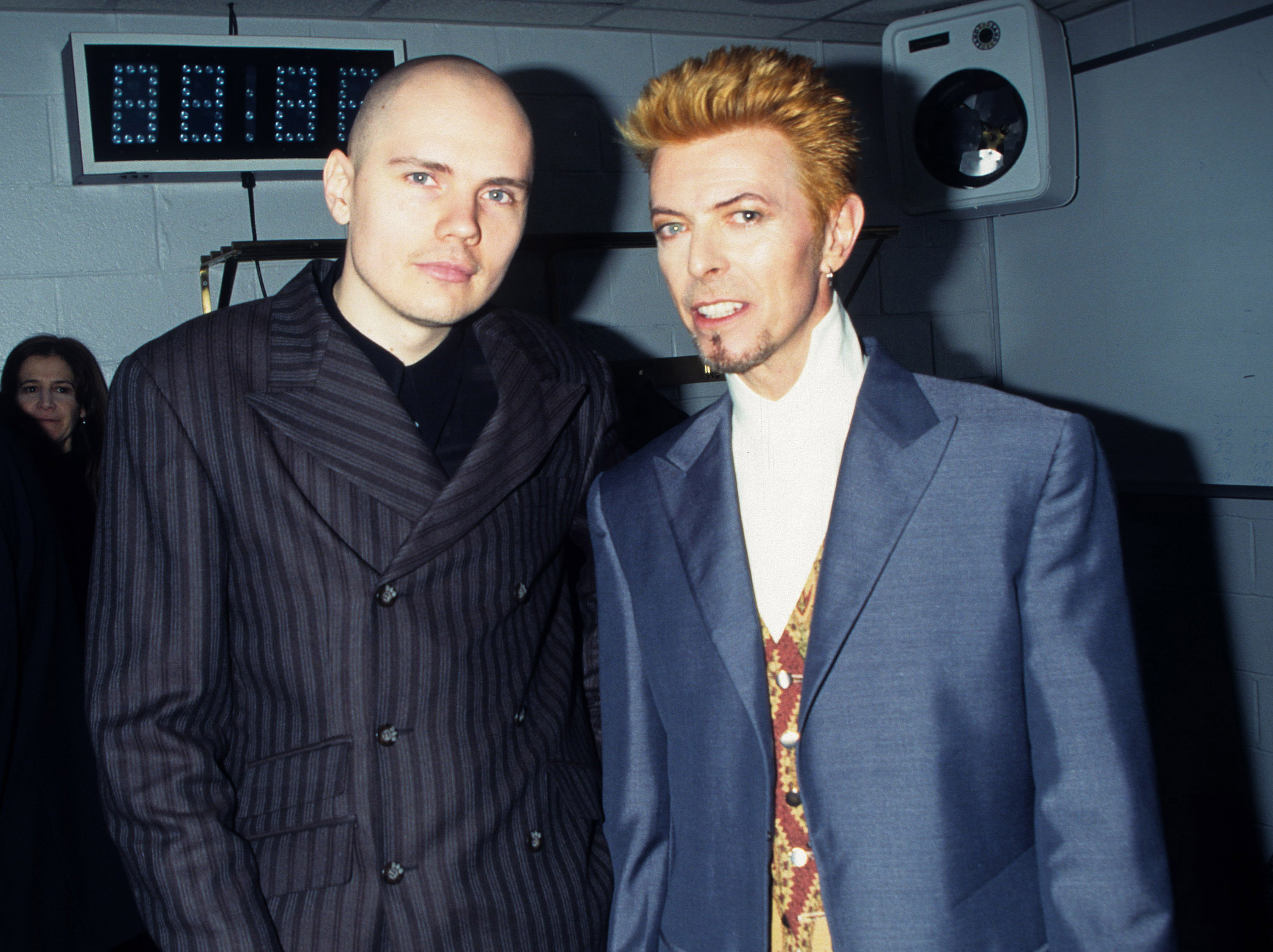 In 1997, A Ton Of Legends Turned Out For David Bowie's ...