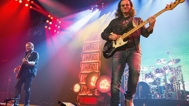 Geddy Lee Is Working On A 'Super-secret Project' | Society Of Rock Videos