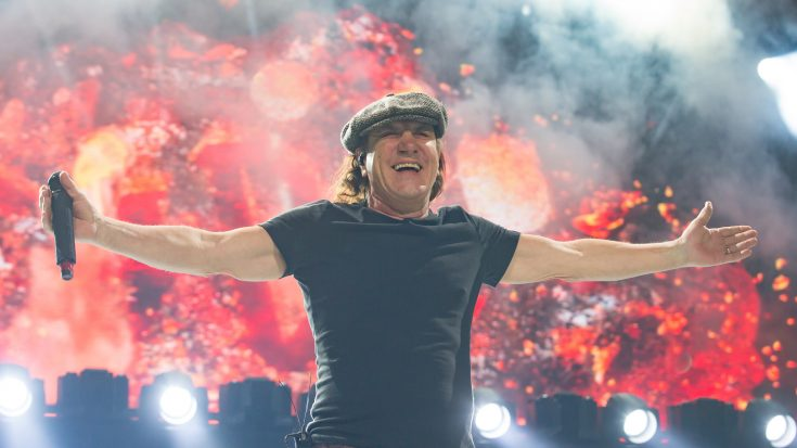 AC/DC Gets Brian Johnson Back | Society Of Rock Videos