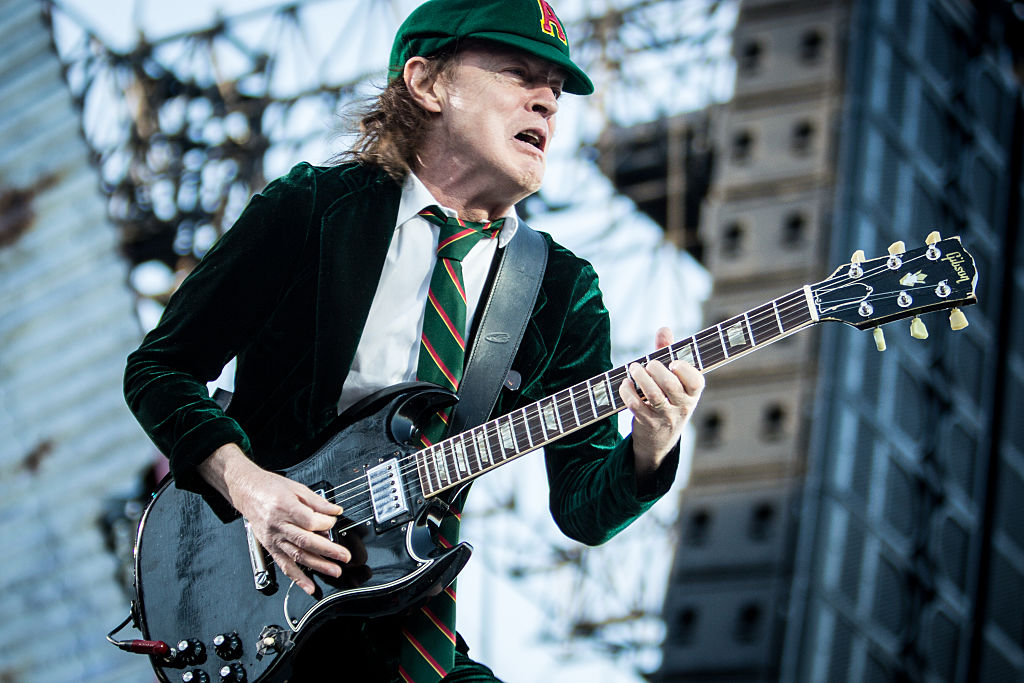 Listening To AC/DC Can Help You Fight Cancer Study Says – But Not For The Reason You're