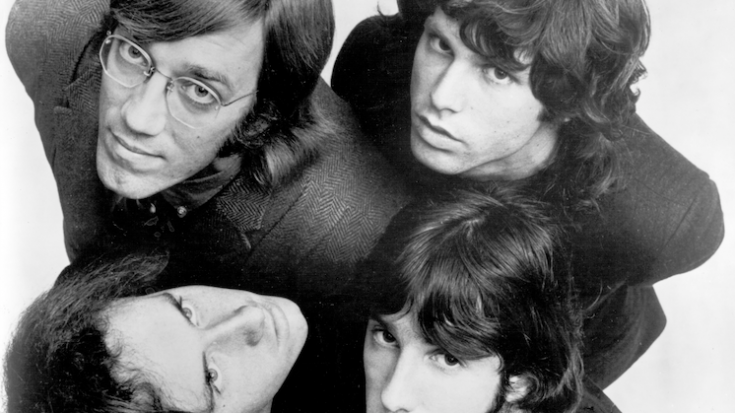 1968 The Doors Concert Film Set For Theatre Release   Society Of Rock Videos