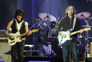 Jeff Beck and Eric Clapton Perform A Golden Classic No One Expected