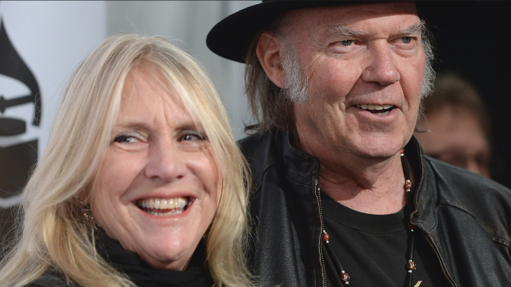 Days After Her Passing, Neil Young Honors Late Ex-Wife With Moving Tribute | Society Of Rock Videos