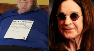 Ozzy Osbourne Makes Dying Former Bandmate's Final Wish Come True In Amazing Act Of Kindness