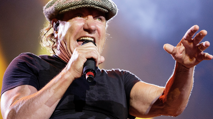 Report: Brian Johnson Allegedly Returns To AC/DC | Society Of Rock Videos