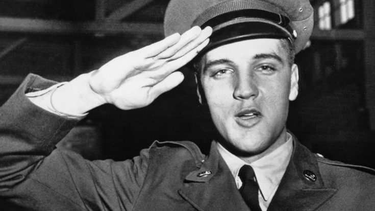 Elvis Presley's Time In The Army Was Short, But He Accomplished More Than Anyone Thought Possible