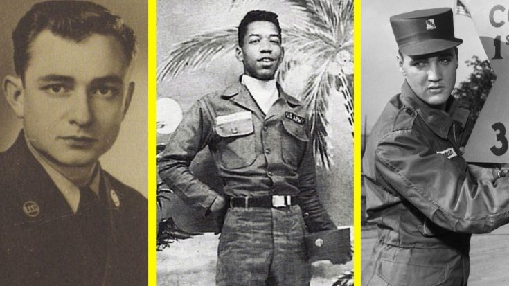 6 Iconic Musicians You Had No Idea Served In The Military – This'll Surprise You