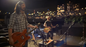 Dave Grohl Played Some Classic Nirvana In This Video