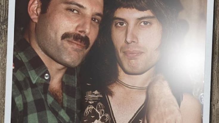 Classic Rock Artists Photoshopped Beside Their Younger Selves Is A Rock n' Roll Ride To The Past | Society Of Rock Videos