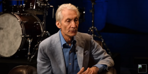 Watch Chad Smith Interview Charlie Watts About Drumming And Jazz