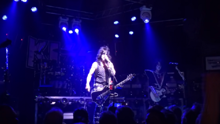 KISS Performed Their First Club Show In Over Twenty Years – Watch The Footage | Society Of Rock Videos