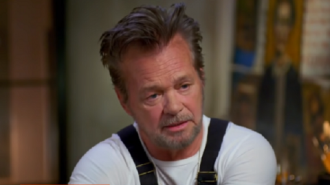 Man Arrested After Breaking Into John Mellencamp's House | Society Of Rock Videos