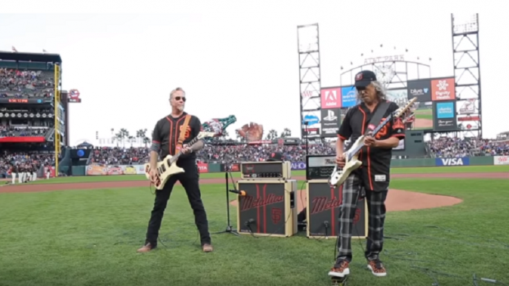 San Francisco Giants To Host Annual Metallica Night