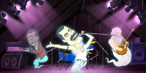 "A Netflix Show Called ""Big Mouth"" Features Freddie Mercury Singing"