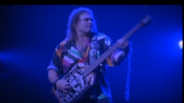 "Michael Anthony's Role In The Upcoming Van Halen Tour Will Be ""Smaller"" 
