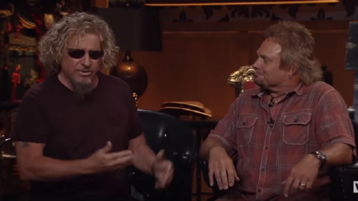 Sammy Hagar Confirms Michael Anthony Has Been Coordinating With Van Halen For Reunion Tour | Society Of Rock Videos