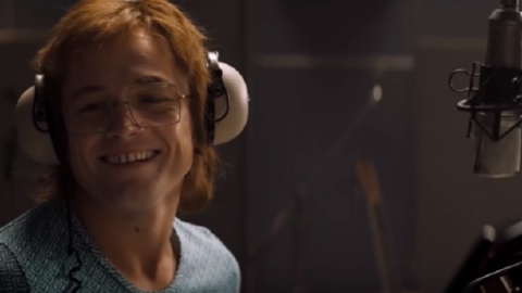 "The New Preview For Elton John Film ""Rocketman"" Is HERE! 