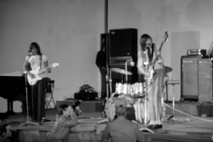 Pink Floyd Streams A 1968 Performance