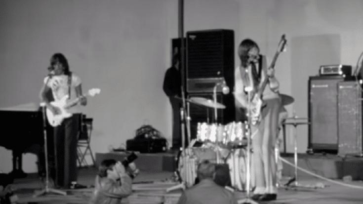Pink Floyd Streams A 1968 Performance | Society Of Rock Videos
