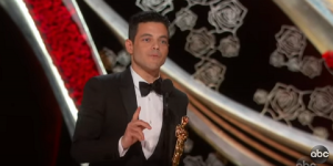 Rami Malek Wins Best Actor For The Role Of Freddie Mercury In The Oscars