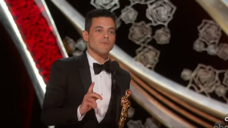 Rami Malek Wins Best Actor For The Role Of Freddie Mercury In The Oscars | Society Of Rock Videos