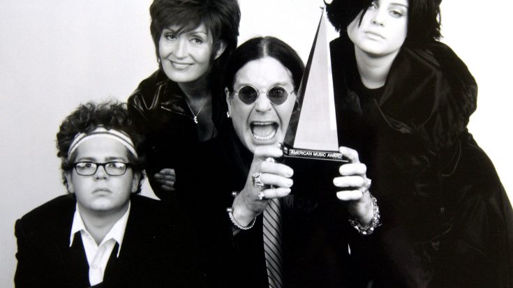 "Ozzy Never Liked Filming ""The Osbournes"" 