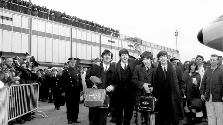 1964: The Day The Beatles Came To New York – This Is What Happened | Society Of Rock Videos