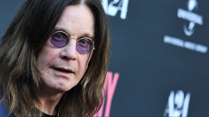 Report: Ozzy Osbourne Hospitalized | Society Of Rock Videos