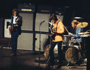 50 Years Ago Cream Disbanded And Released 'Goodbye'