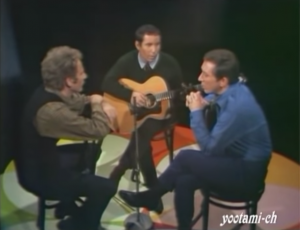"""Andy Williams With Simon & Garfunkel for """"Scarborough Fair"""" Is A Masterclass"""
