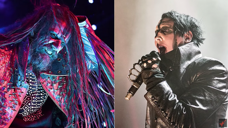 Rob Zombie & Marilyn Manson Have Officially Posted Their 2019 Tour Dates | Society Of Rock Videos