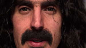 There's Something Creepy About This Frank Zappa Picture – Can You Spot It?