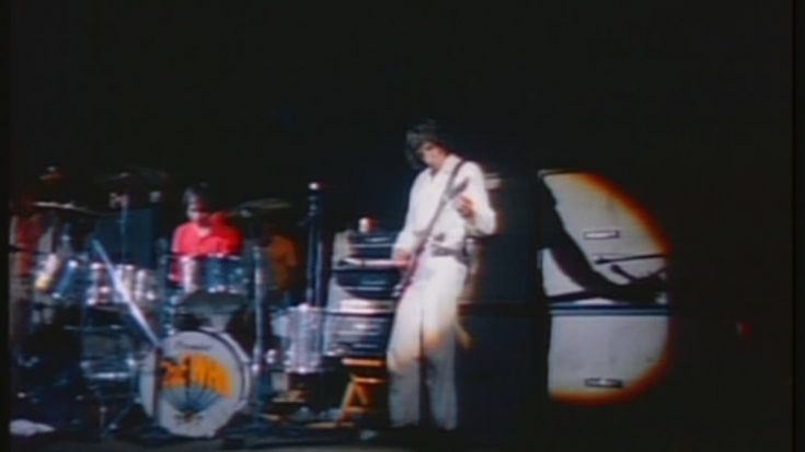 """""""Pinball Wizard"""" Turns 50 Along With The Who's Woodstock Performance 