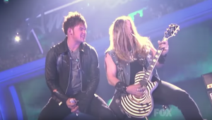 """""""Heavy Metal"""" Performance With Zakk Wylde on American Idol- They Weren't Ready For This…"""