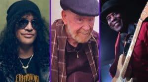 Guitar Legends Pay Heartfelt Tributes To Jim Dunlop