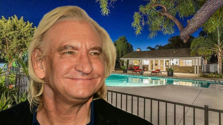 Joe Walsh Is Selling His Luxurious Encinitas Home – Take A Peek Inside | Society Of Rock Videos