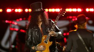 Report: Slash Confirms New Guns N' Roses Album Being Made